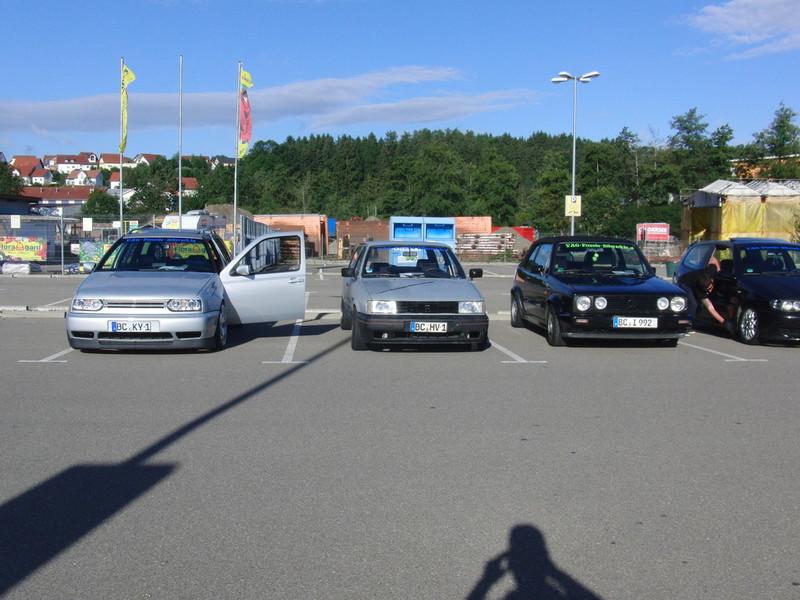 Vag Freunde Biberach Vw Treffen Ochsenhausen 2012